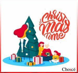 Merry X'mas สุขสันต์วันคริสต์มาส