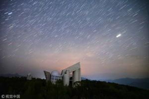 กล้องโทรทรรศน์จีน ศึกษาสเปกตรัมของดาวฤกษ์ ที่สมบูรณ์ที่สุดในโลก
