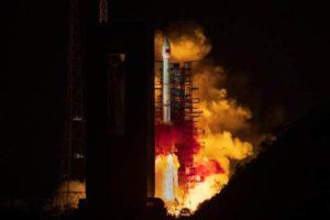 จีนส่งดาวเทียมติดตาม-ถ่ายทอดข้อมูลเจนเนอเรชั่นใหม่
