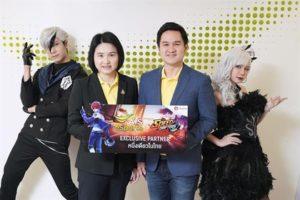 AIS ผนึก Garena ประกาศเป็นเอ็กซ์คลูซีฟพาร์ทเนอร์หนึ่งเดียวในไทยบนเกม Speed Drifters