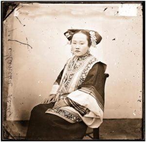ไขข้อสงสัยสตรีจีนสมัยโบราณ