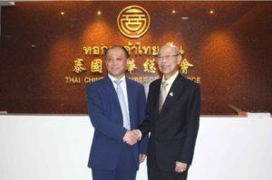 หอการค้าไทย-จีน ร่วมมือกรมการค้ามณฑลจี๋หลิน ดันสินค้าไทยสู่ตลาดจีน